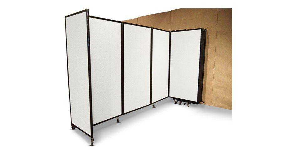 360 Acoustic Room Divider Wall Mountable Polycarbonate
